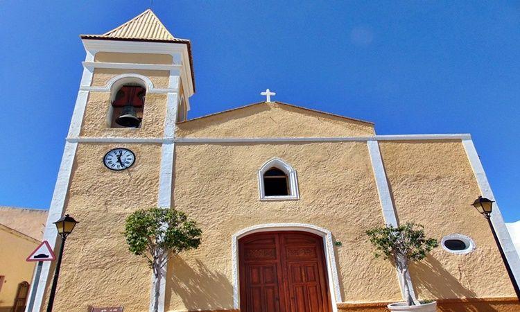Saint Joseph Church (Los Gallardos - Almeria)