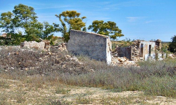 The spa of Alfaix (Los Gallardos - Almeria)