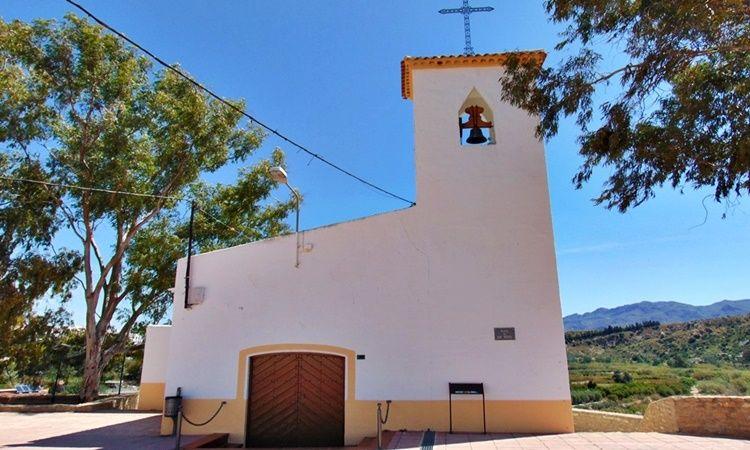 Saint Michael Hermitage (Los Gallardos - Almeria)