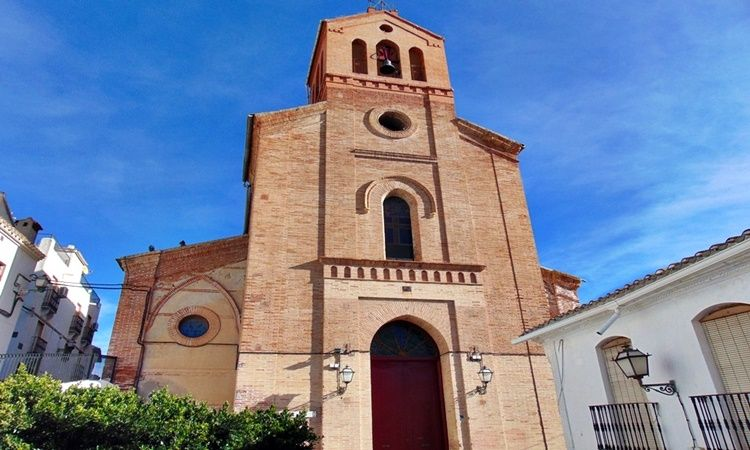 Our Lady of the Rosary Church (Lubrin - Almeria)