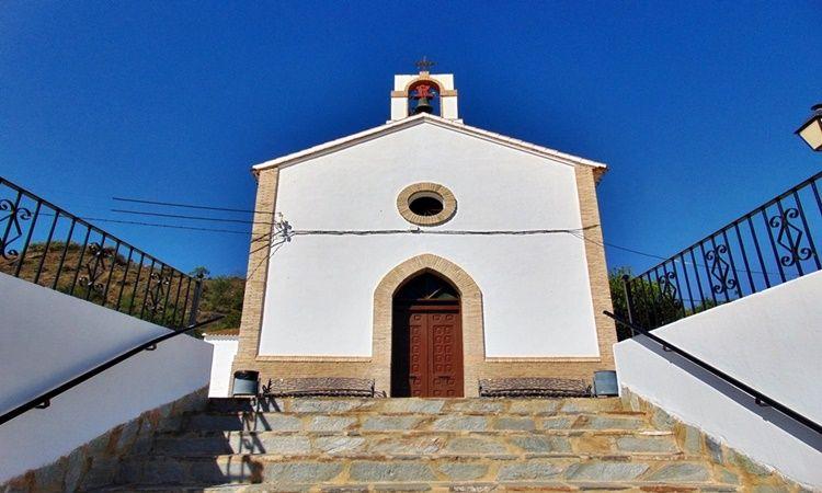 Church of Saint Sebastian (El Marchal de Lubrin - Almeria)