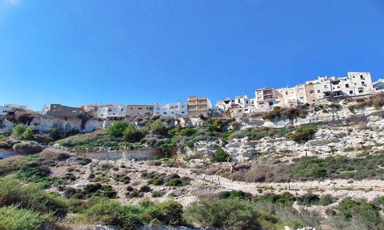Afa Ravine (Sorbas - Almeria)