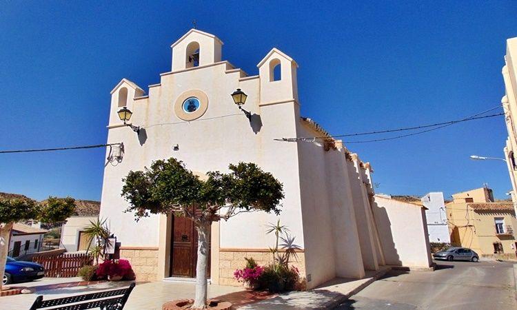 Saint Roque Hermitage (Sorbas - Almeria)