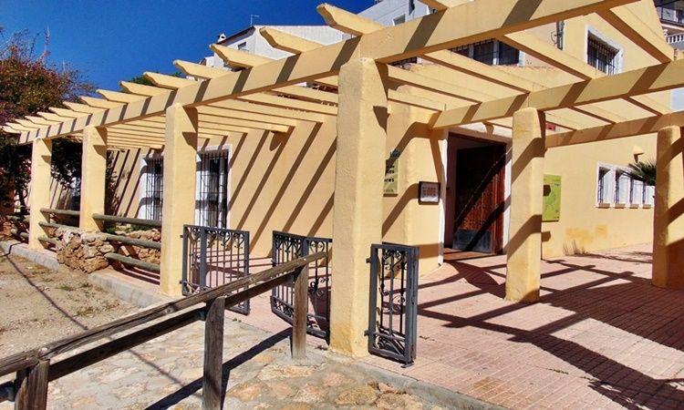 Los Yesares Visitors Center (Sorbas - Almeria)