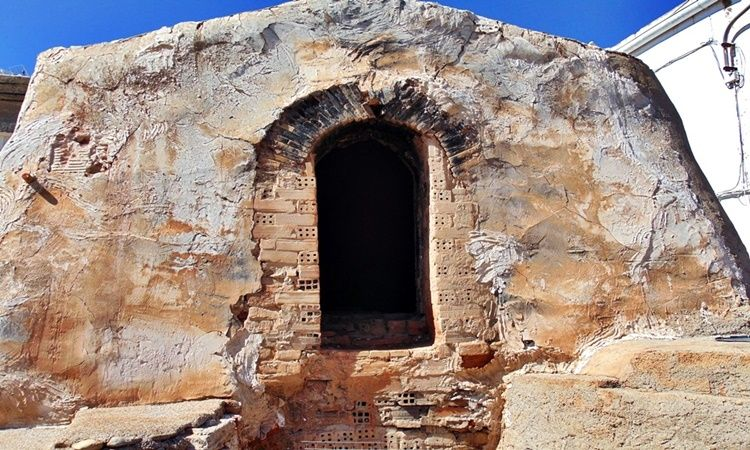 Arab oven (Sorbas - Almeria)