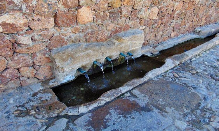 Moorish Fountain (Turre - Almeria)