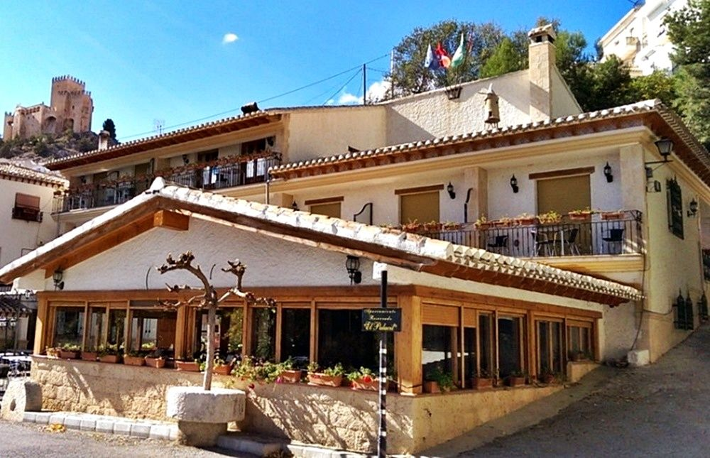 Apartamentos Turísticos El Palacil - Vélez-Blanco (Almería)