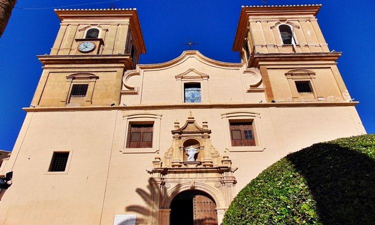 Iglesia de la Asunción (Huércal-Overa)