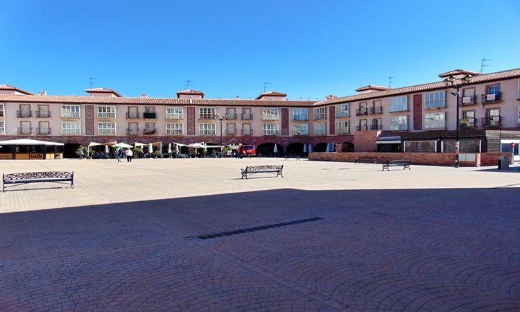 Plaza Mayor (Huércal-Overa)