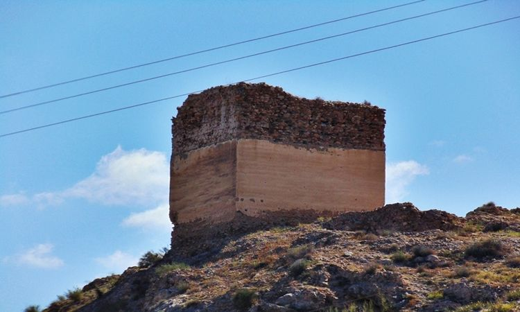 Castillo de Santa Bárbara (Huércal-Overa)