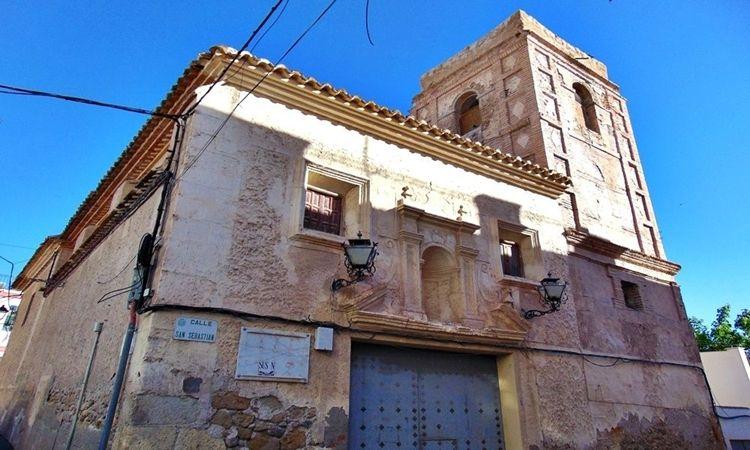 Saint Sebastian Church (Cuevas del Almanzora)