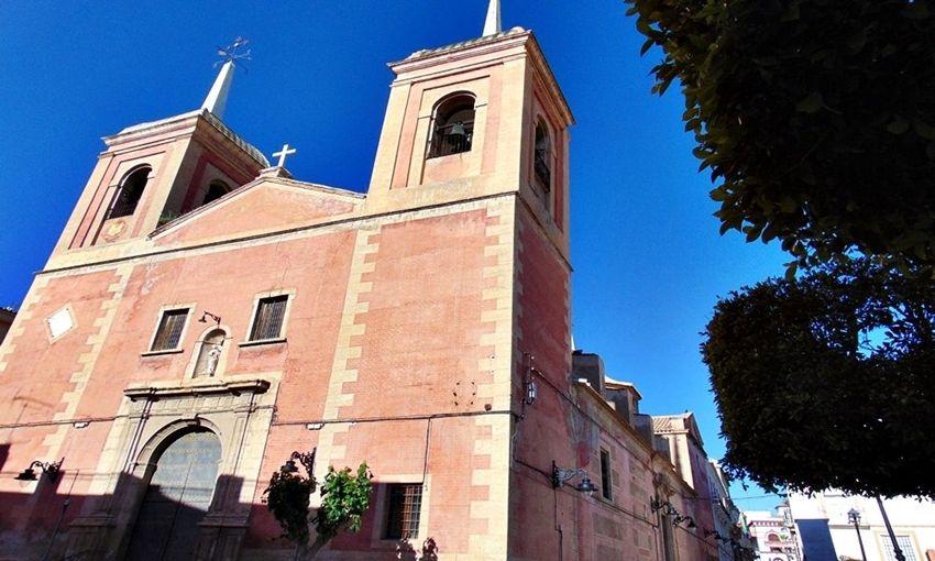 Iglesia de Ntra. Sra. de la Encarnación (Cuevas del Almanzora)