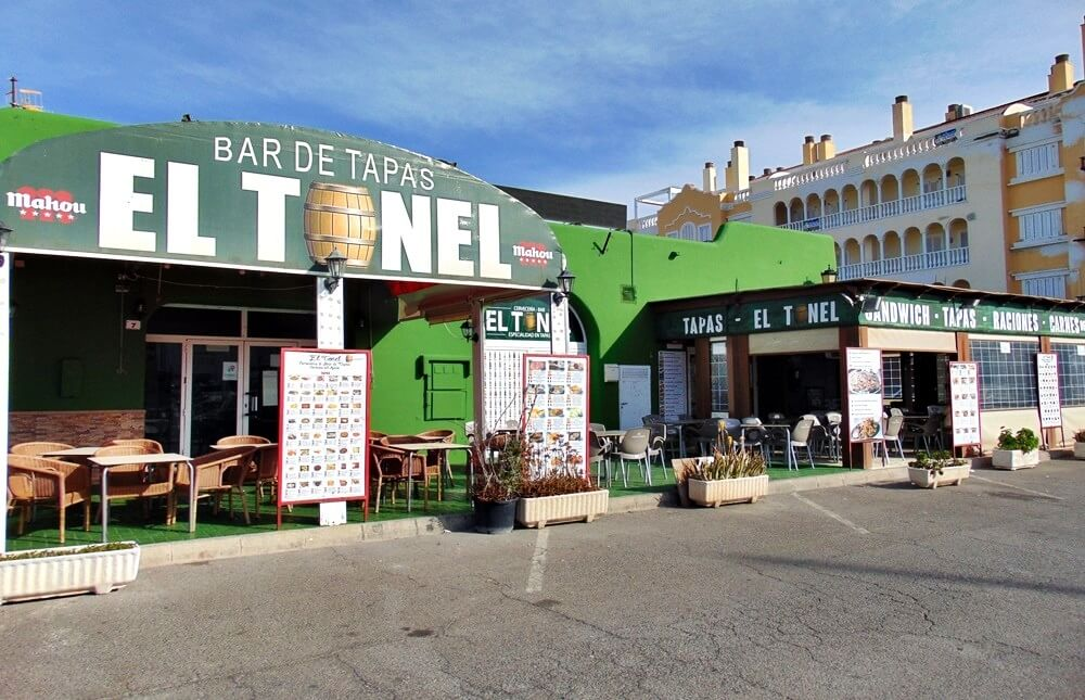 Cervecería El Tonel - Almerimar (El Ejido)