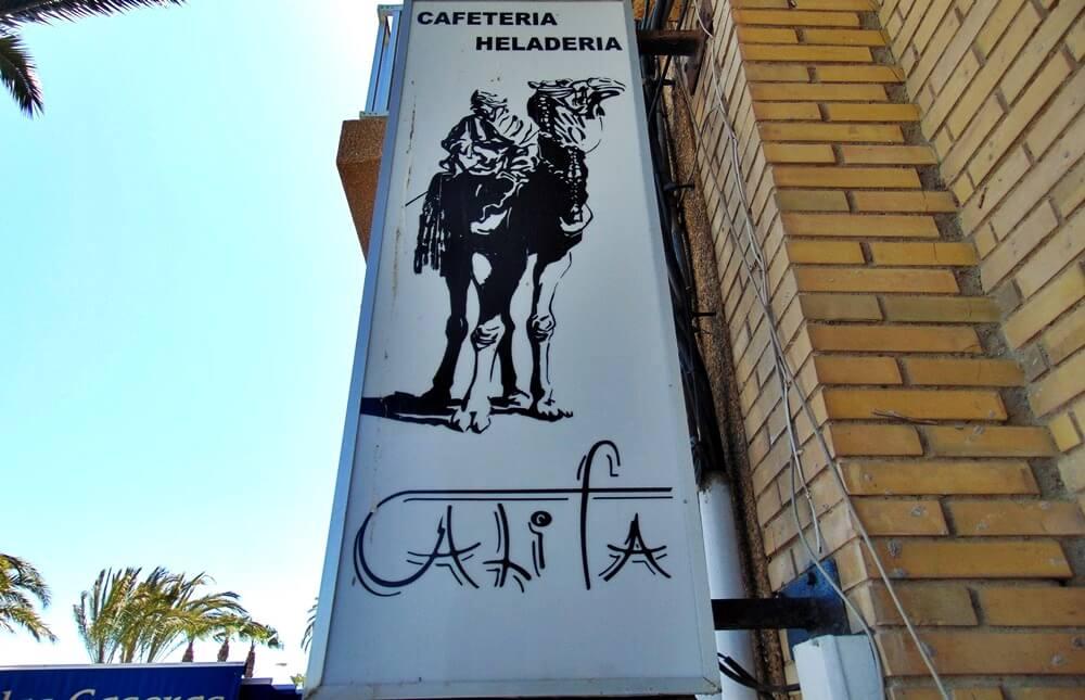 El Califa - Garrucha (Almeria)