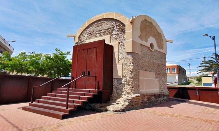 Roman Mausoleum (Abla - Almeria)