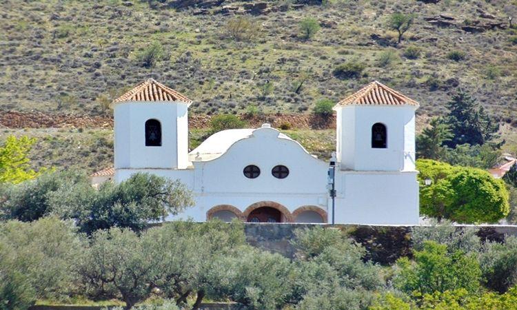 The Holy Martyrs Hermitage (Abla - Almeria)