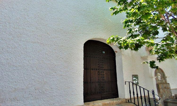 Las Maravillas Hermitage (Abla - Almeria)