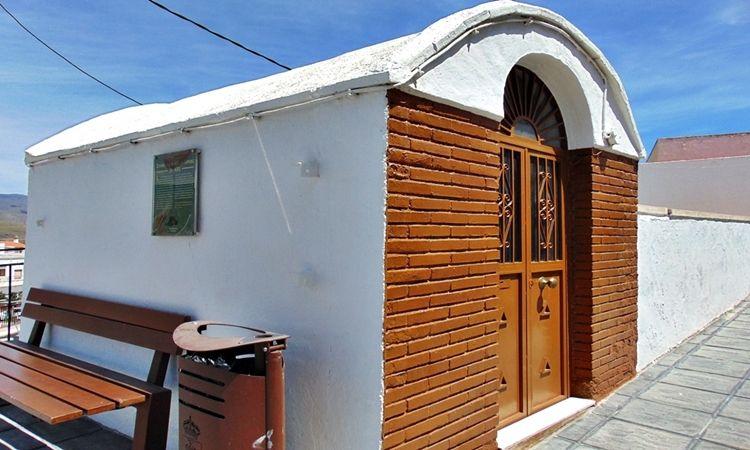 Las Animas Hermitage (Abla - Almeria)