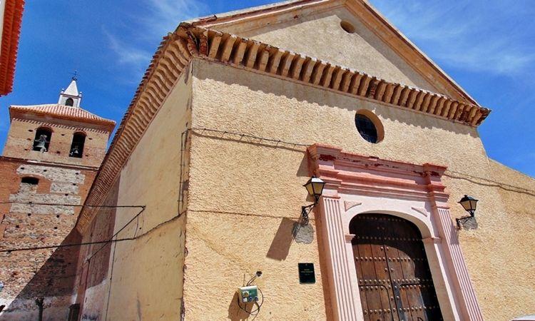 Iglesia de Nuestra Señora de la Anunciación (Abrucena - Almería)
