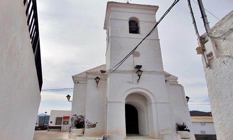Iglesia del Rosario (Alcudia de Monteagud - Almería)