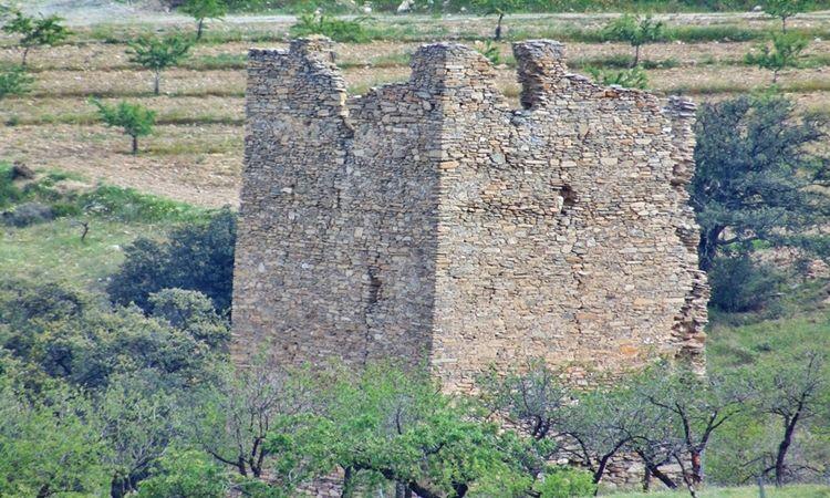 Tower of Alhabia (Alcudia de Monteagud - Almeria)