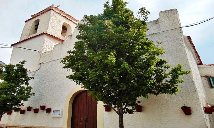 Iglesia de Nuestra Señora de la Piedad (Benitagla - Almería)