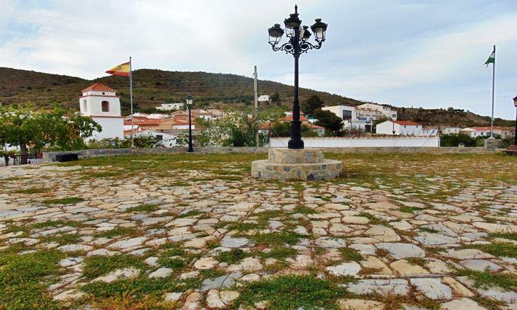 """Viewpoint of """"Las Eras"""" (Benitagla - Almeria)"""