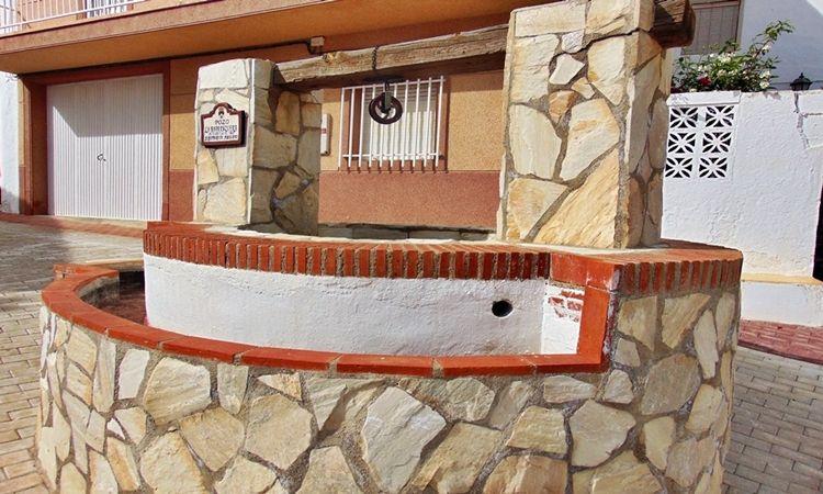 The Barranquera Water Well (Benitagla - Almeria)