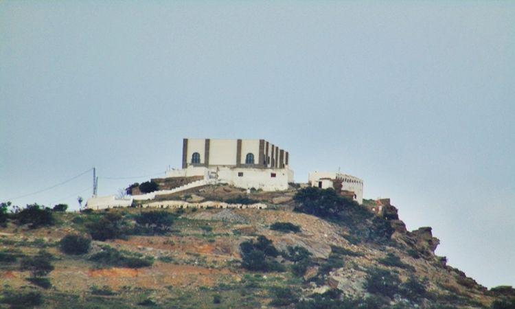 Virgin of Monteagud Hermitage (Benizalon - Almeria)