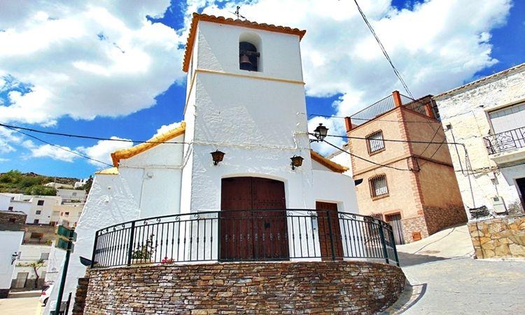 Church of the Virgin of the Rosary (Castro de Filabres - Almeria)
