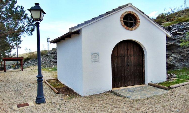 Hermitage & Viewpoint (Castro de Filabres - Almeria)
