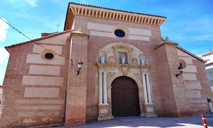 Iglesia de la Anunciación (Fiñana - Almería)