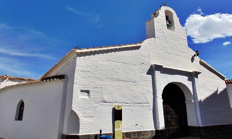 Jesus Nazarene Hermitage (Fiñana - Almeria)