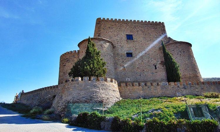 Castillo de Gérgal (Gérgal - Almería)