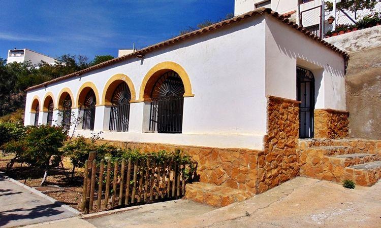 The Cimbra (Gergal - Almeria)
