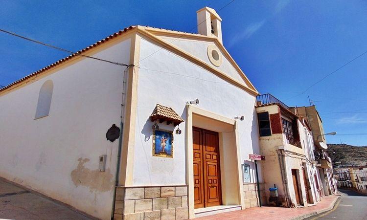 Ermita de San Sebastián (Gérgal - Almería)
