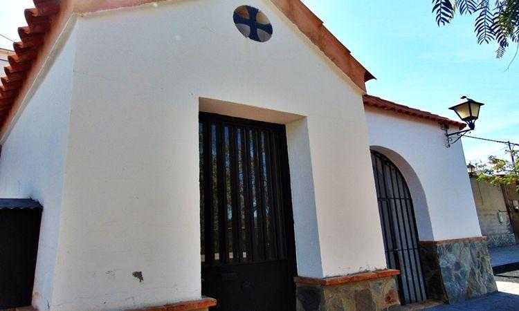 Ermita de la Cruz de Mayo (Gérgal - Almería)