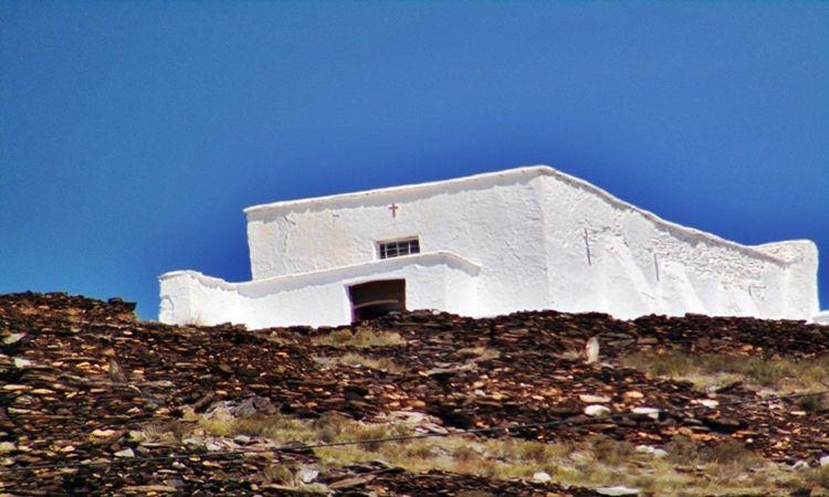 Ermita de San Gregorio (Gérgal - Almería)