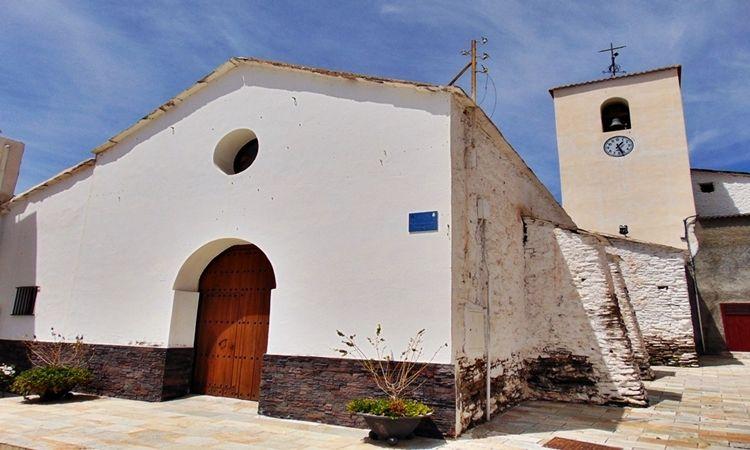 Iglesia Parroquial de Escúllar (Las Tres Villas - Almería)