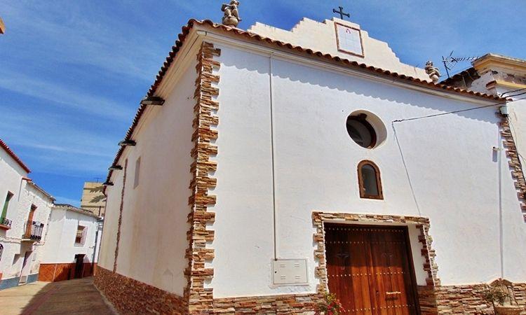 Doña Maria Parish Church (Las Tres Villas - Almeria)