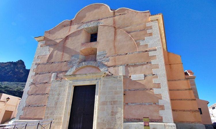 Church of Our Lady of Montesion (Lucainena de las Torres - Almeria)