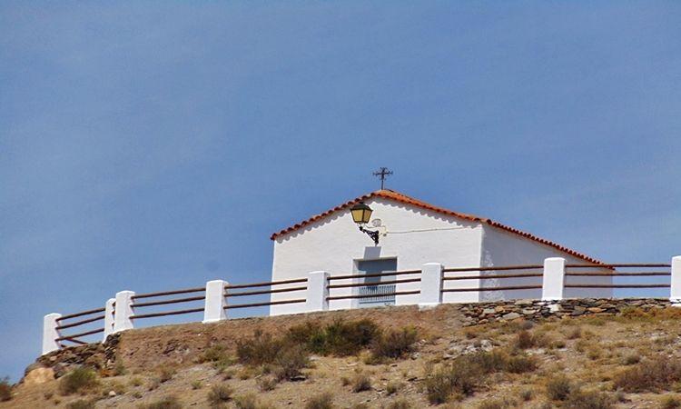Chapel of the May Cross (Nacimiento - Almeria)