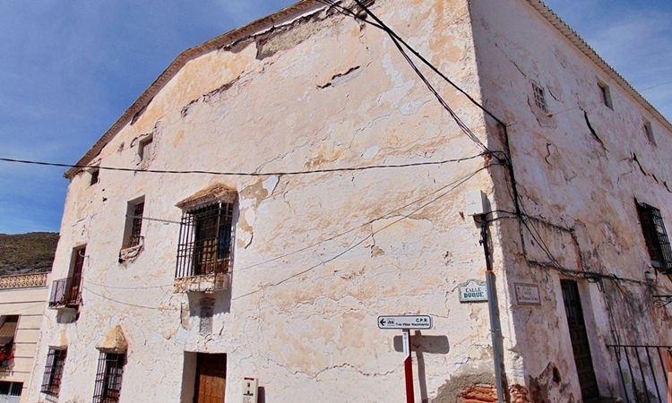Casa de los Diezmos (Nacimiento - Almería)