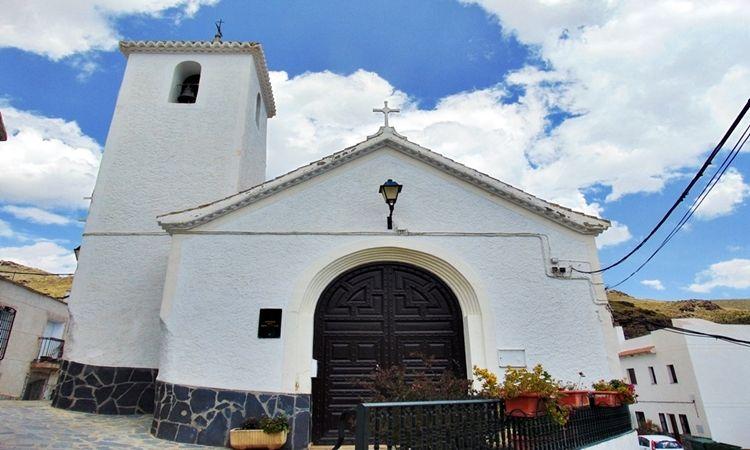 Our Lady of Patrocinio Church (Olula de Castro - Almeria)