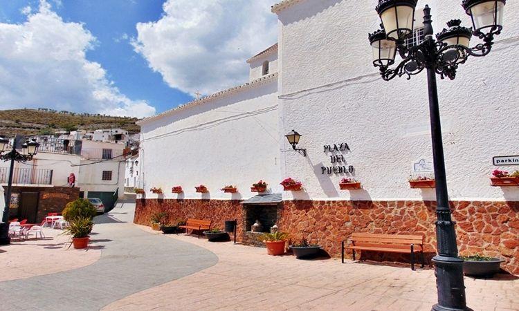 Olula de Castro Square (Olula de Castro - Almeria)