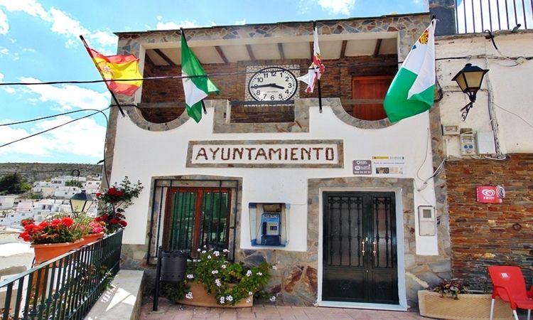 Olula de Castro Town Hall (Almeria)