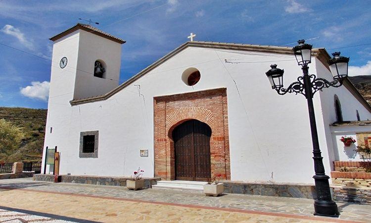 Iglesia de Santa María (Senés - Almería)