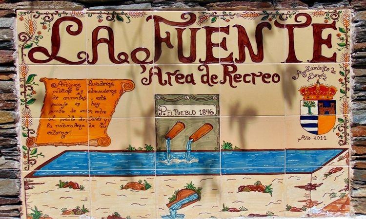 Paraje de la Fuente (Senes - Almeria)