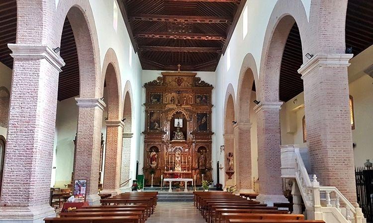 Church of the Incarnation (Tabernas - Almeria)