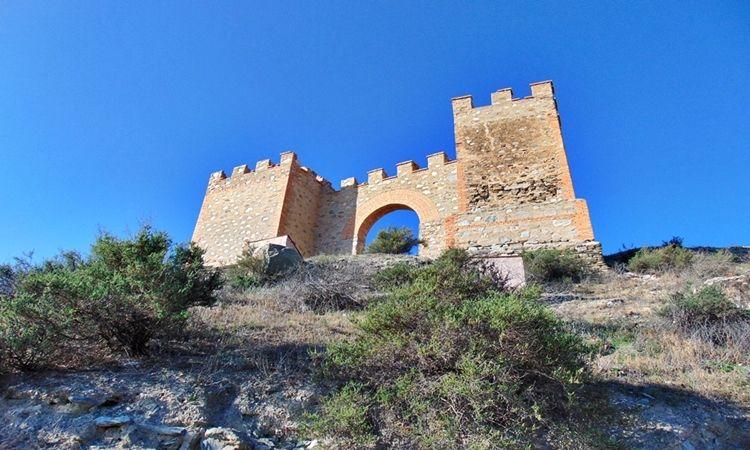 Castle of Tabernas (Tabernas - Almeria)